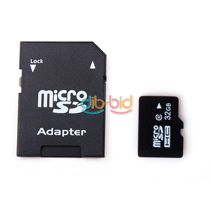 High Speed C4 C6 C10 Micro SD 32GB 16GB 8GB 4GB 2GB TF Memory Card W/ Case