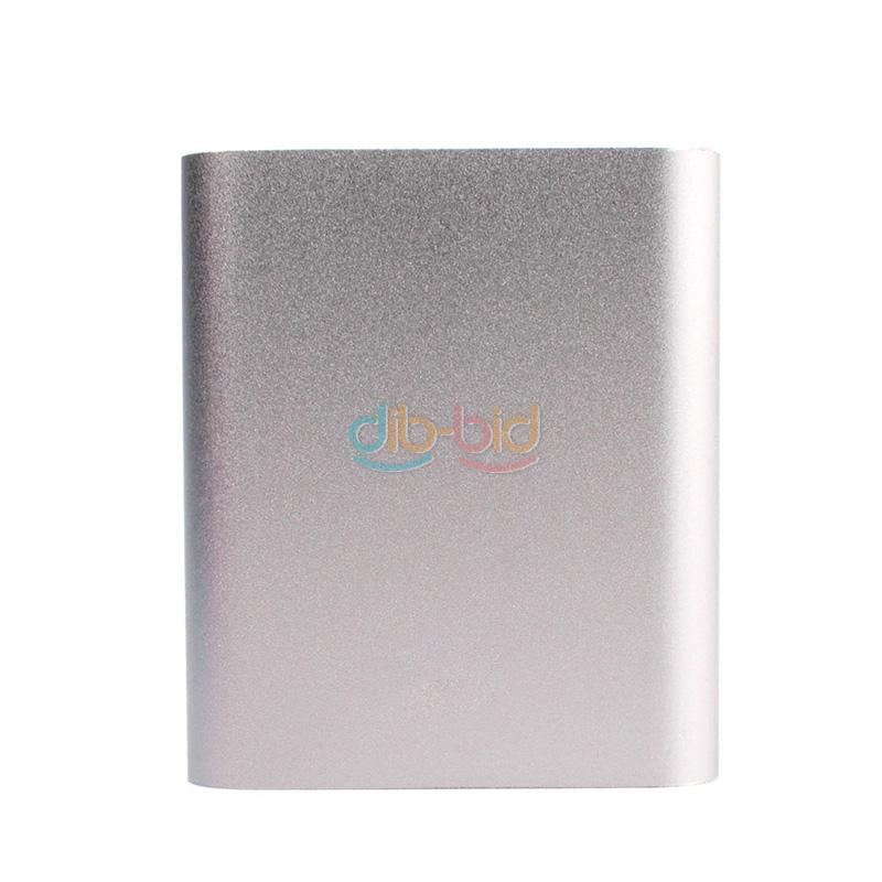 Mini USB 5V Mobile Power Bank Charger Pack Box Case for 4x 18650 Battery Durable