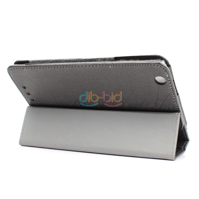 PU Leather Protector Case Stand Holder for Cube U27GTS/Talk 7xs/T9 Tablet PC ED