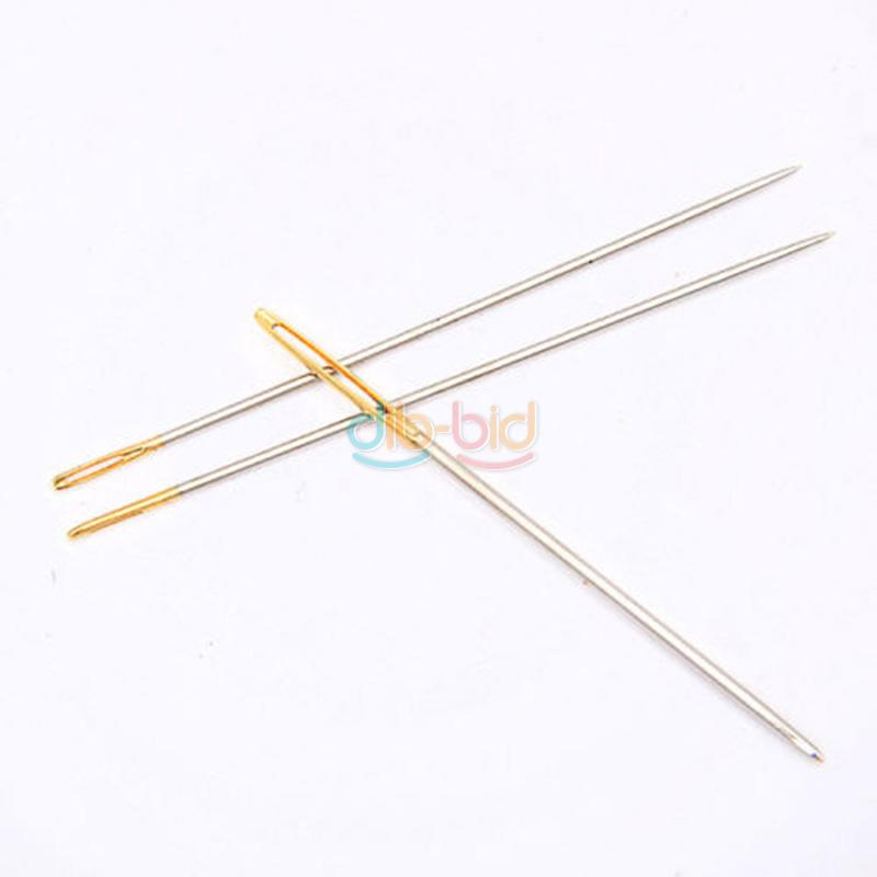 Pcs hand sewing needles embroidery mending craft quilt