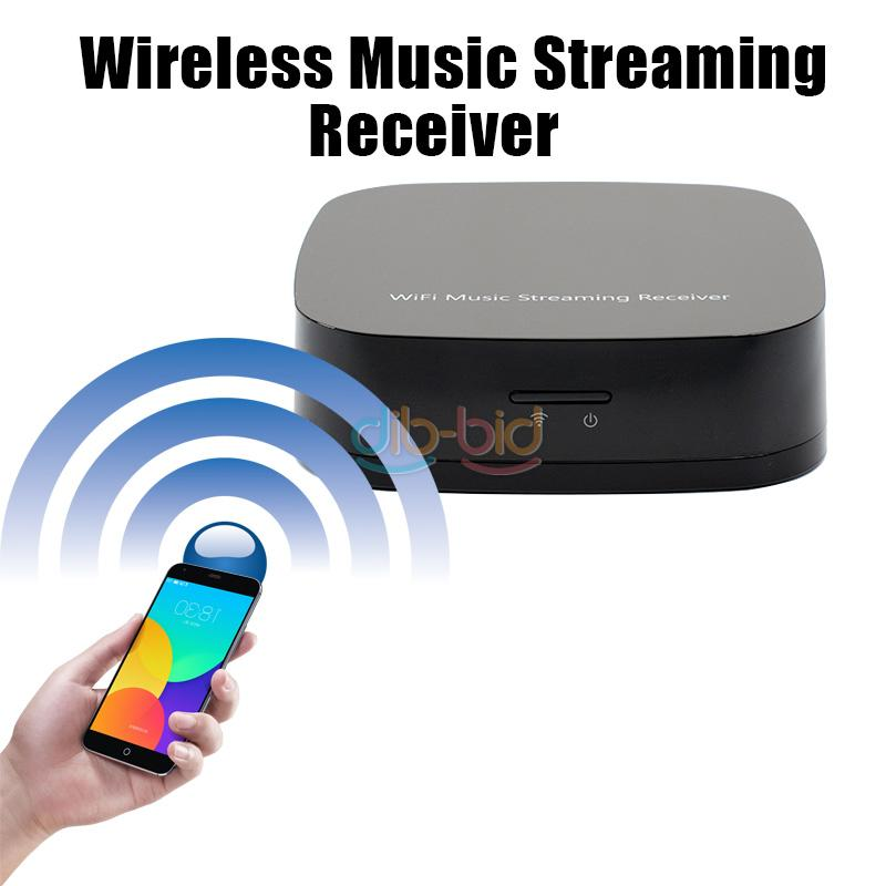 music wireless streaming devices